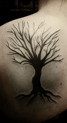 This is my first ever tattoo! I have always found trees to be the most beautiful thing on the planet and have appreciated their symbol of life for a very long time. I got this done at Topnotch tattoos in elgin Illinois by Steve. I love it to death and am very happy how it turned out!