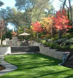 Browse our past projects and see how we've become one of the best landscaping companies in Northern California. From custom patios and outdoor kitchen designs to sprinkler systems and water features, we cna do it all! Restaurant Exterior, Restaurant Design, Home Landscaping, Landscaping Company, Garden Boarders Ideas, Backyard Retreat, Outdoor Kitchen Design, Outdoor Living, Outdoor Decor