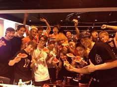 Exile Tribe Performers