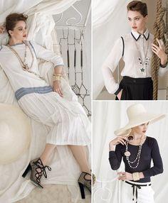 Burda style, many free patterns