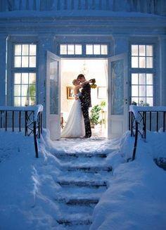 Winter Wedding Photography Ideas