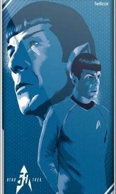 Fondo spock hc para celular