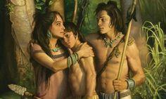 3 lecciones de crianza de las madres de los jóvenes guerreros de Helamán