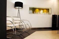 Abitare Interiorismo Proyecto Gabinete de belleza/ Interiorista