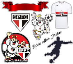Time Sao Paulo, Bolo Naruto, Elmo, Clip Art, Football Birthday Cake, Soccer Party, Paper Envelopes