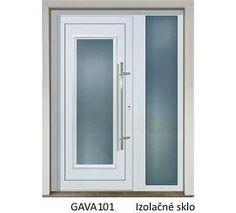 GAVA 101 Biela vchodové dvere Bathroom Medicine Cabinet, Doors