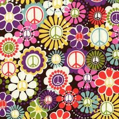 Flower Power Quilt. Beauty!