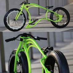 frame design without bottom point. - Cruiser and other Beauties - Bike Cool Bicycles, Vintage Bicycles, Cool Bikes, Custom Cycles, Custom Bikes, Lowrider Bicycle, Retro Bicycle, Drift Trike, Push Bikes