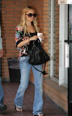 Nicole Richie - i love her hippie chic vibe. She does it so well.