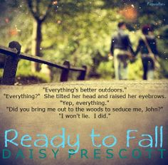 FicWishes: All This Time - A Review of READY TO FALL by Daisy Prescott