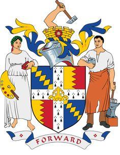 Coat Of Arms of Birmingham