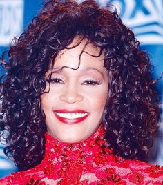 Whitney Houston's stunning curls and winning smile were just two of the things that made her a beauty icon