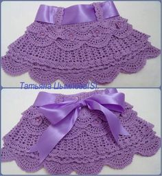 Irish lace, crochet, crochet patterns, clothing and decorations for the house, crocheted. Irish Crochet, Crochet Baby, Malva, Baby Patterns, Diy Clothes, Short Skirts, Baby Dress, Lace Shorts, Free Pattern