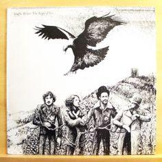 TRAFFIC - When the Eagle flies - mint minus minus - Vinyl LP - Top RARE