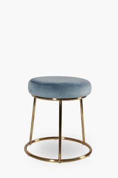 This velvet stool with metal legs are practical and space efficient. Use as a footrest or for extra seating in a casual lounge. Velvet No assembly required Velvet Stool, Extra Seating, Foot Rest, Lounge, Legs, Ottomans, Living Room, Cubes, Metal