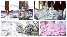 mariage préparation mariage Table Decorations, Furniture, Languedoc Roussillon, Home Decor, Club, Organization, Winter Weddings, Dance Floors, Decoration Home