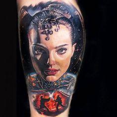 Incredibili tatuaggi ispirati a Star Wars