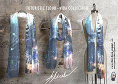 New collection 'Futuristic cloud' is avaliable in VIDA shop on site  http://shopvida.com/collections/voices/adam-miszk   I invite everyone who wants to give me your love voice in fashion and buy my beautiful design.