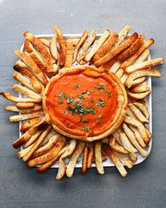 The Ultimate Grilled Cheese And Tomato Soup Bowl Recipe by Tasty