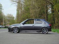Gloss black vs Anthracite clones on a manstone - pics? - Wheels / Tyres Forum - Peugeot 306 GTi-6 & Rallye Owners Club