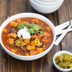 Recipe: Sweet Potato and Black Bean Chili : Fort Mill SC Living