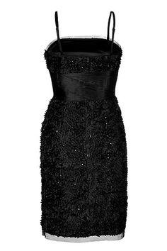 Steffen Schraut Sequined Gramercy Dress