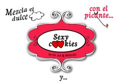 Galletas Ilustradas muy sexys, by Mundo Melicity y Gisela Bakery and Cakery
