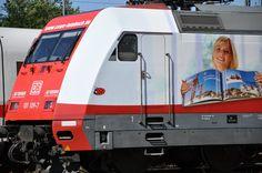 "CEWE Lokomotive - ""Marienkäfer"""