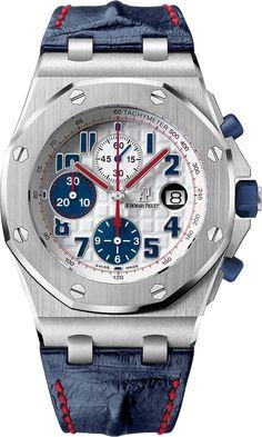 Audemars Piguet Royal Oak Offshore Tour Auto 2012 Chronograph