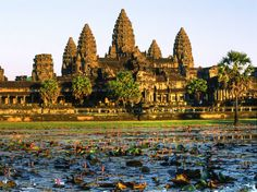 Siem Reap is the major tourist hub in Cambodia, as it is the closest city to the world famous temples of Angkor. Description from vietnamdhtravel.com. I searched for this on bing.com/images