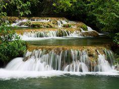 Río Formoso, Parque Ecológico Río Formoso - Bonito (estado de Pernambuco), Brasil.