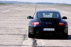 Porsche Carrera - ekstremalna jazda na torze