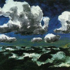 emil nolde nuages