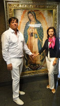 NASA has called the image of the Virgin of Guadalupe living GUADALOPE MEXICO
