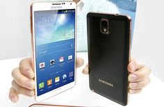 Cool Stuff We Like Here @ CoolPile.com ------- << Original Comment >> ------- Samsung Unveils Galaxy Note 3 in Rose Gold