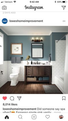 Bathroom Ideas Small Bathtub Towel Racks New Ideas Bathtub Tile, Small Bathtub, Bathroom Flooring, Blue Bathtub, Bathtub Decor, Small Sink, Small Tiles, Grey Bathrooms, White Bathroom