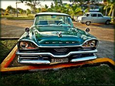 Photograph 1957 Dodge Kingsway, Guardalavaca, Cuba by tom ros on 500px