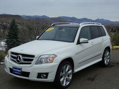 Make: 2010 Mercedes Benz GLK350 4-Matic Odometer: 66,719 V.I.N. #: WDCGG8HB2AF324560 Stock #: C368 Exterior Color: Arctic White Interior: Almond/Black/Burl Walnut wood