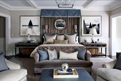 SB Long Interiors Best Projects. Find more inspiration at http://nydesignagenda.com