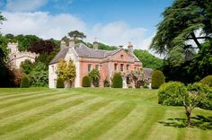 A handsome Georgian mansion in the heart of a village that inspired Thomas Hardy