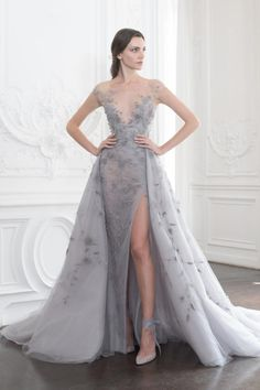 A Line Grey Tulle Prom Dresses Long Formal Gowns ,Custom Made,Party Gown,Cheap Evening Dress on Luulla Best Formal Dresses, Long Formal Gowns, Elegant Dresses, Pretty Dresses, Dress Formal, Formal Wear, Cheap Gowns, Cheap Evening Dresses, Evening Gowns