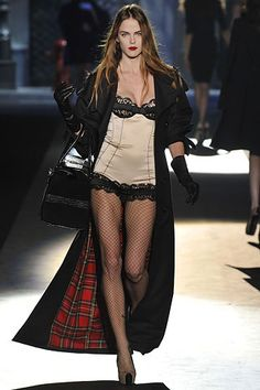 Dsquared² Fall 2008 Ready-to-Wear Collection Slideshow on Style.com