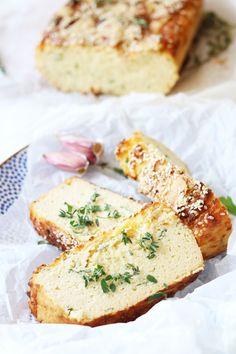 Hartig Bloemkoolbrood van amandelmeel, glutenvrij en koolhydraatarm - Oh My Pie!