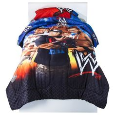 wwe pillow | noah's room | pinterest | pillows, wwe bedroom and room