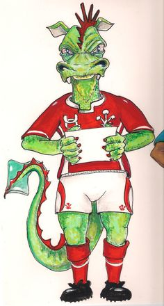 Rugby Six Nations Wales
