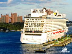Top 10 reasons to sail on the hottest new cruise ship sailing from Port Miami. #cruise