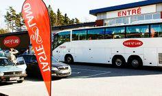 TASTE LANDs bussar går från Oslo till Svinesund tur och retur varje dag.   www.tasteland.se