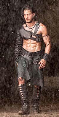 "Kit Harrington in ""Pompeii""  -  coming soon God I am so excited!"