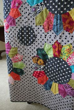 I have the pattern for this quilt - yay!!!