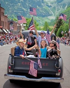 Ready to Roll ... small town America!:
